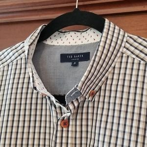 3/$33-4/$40 Ted Baker plaid button down